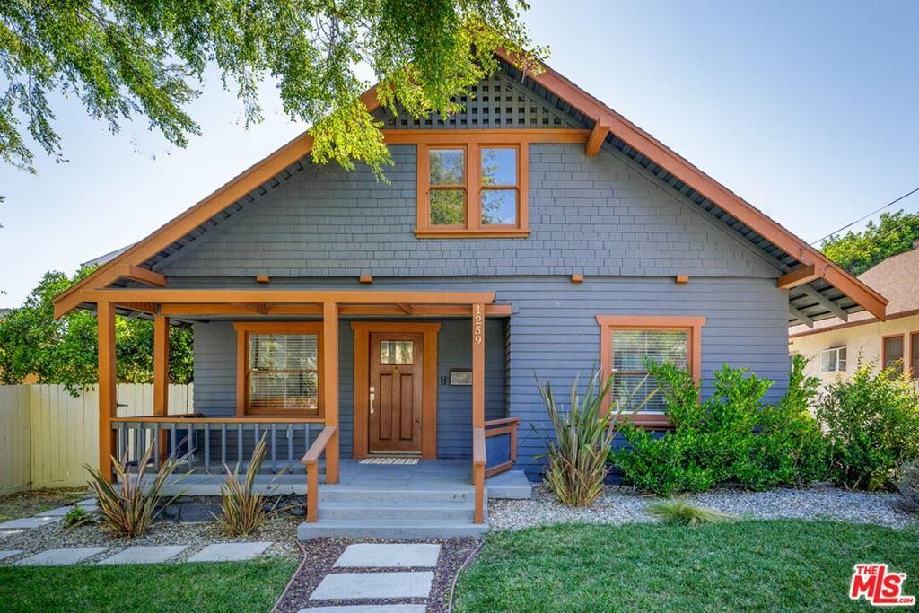 Photo of 1259 N Summit Avenue, Pasadena, CA 91103 (MLS # 21786936)