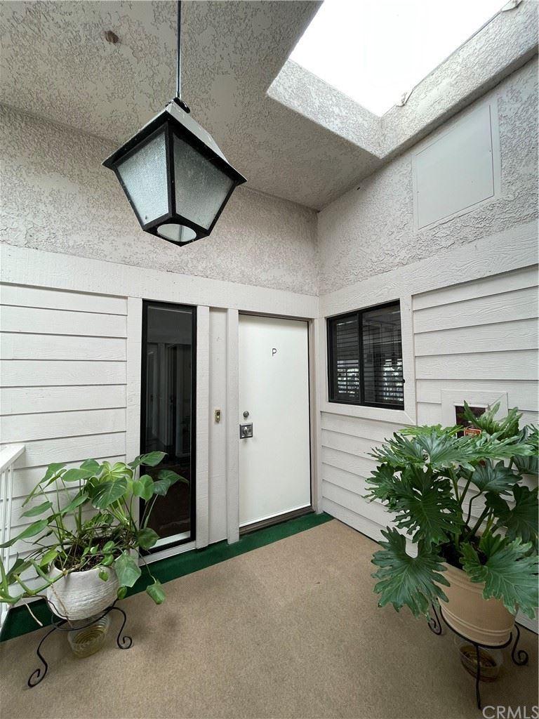 3168 Via Vista #P, Laguna Woods, CA 92637 - MLS#: OC21117936