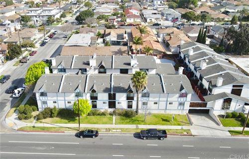 Photo of 4229 W Rosecrans Avenue #8, Hawthorne, CA 90250 (MLS # IN21076937)