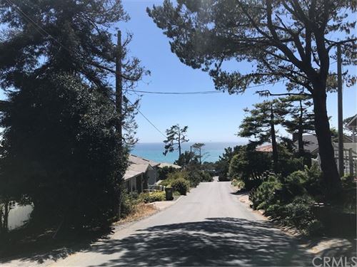 Photo of 0 Huntington Road, Cambria, CA 93428 (MLS # SC21118937)