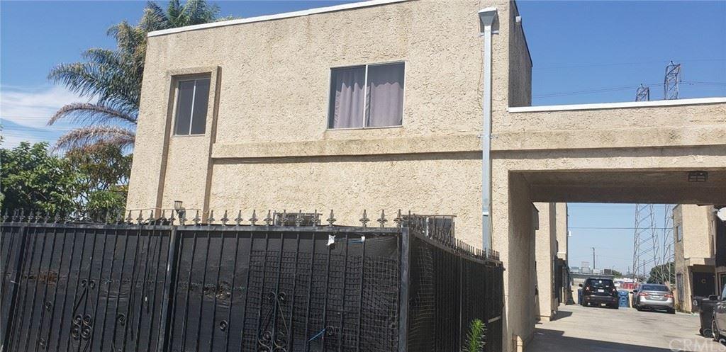 733 Saybrook Avenue #F, Los Angeles, CA 90022 - MLS#: IV21169937