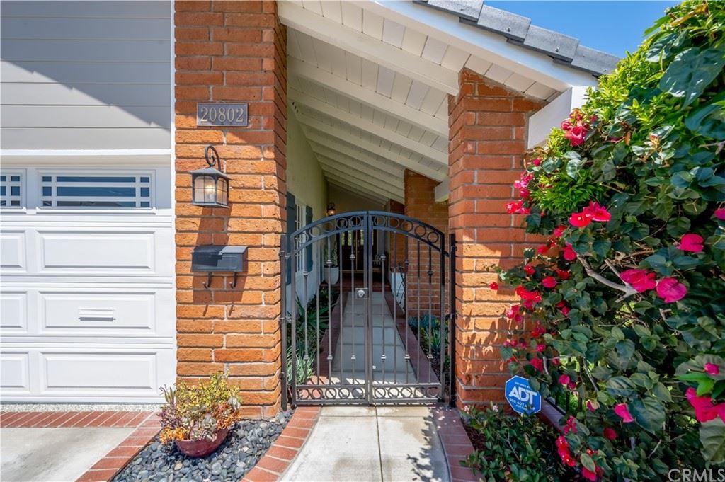 Photo of 20802 Colima Lane, Huntington Beach, CA 92646 (MLS # OC21163937)