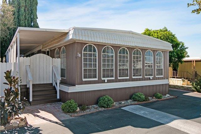 1550 Rory Lane #78, Simi Valley, CA 93063 - #: V1-1937