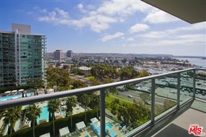 Photo of 13700 MARINA POINTE Drive #1824, Marina del Rey, CA 90292 (MLS # 19515938)
