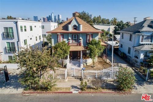 Photo of 1500 Arapahoe Street, Los Angeles, CA 90006 (MLS # 20661938)