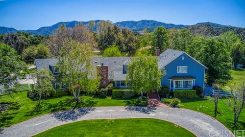 Photo of 27831 Lorjen Road, Canyon Country, CA 91387 (MLS # SR20076938)