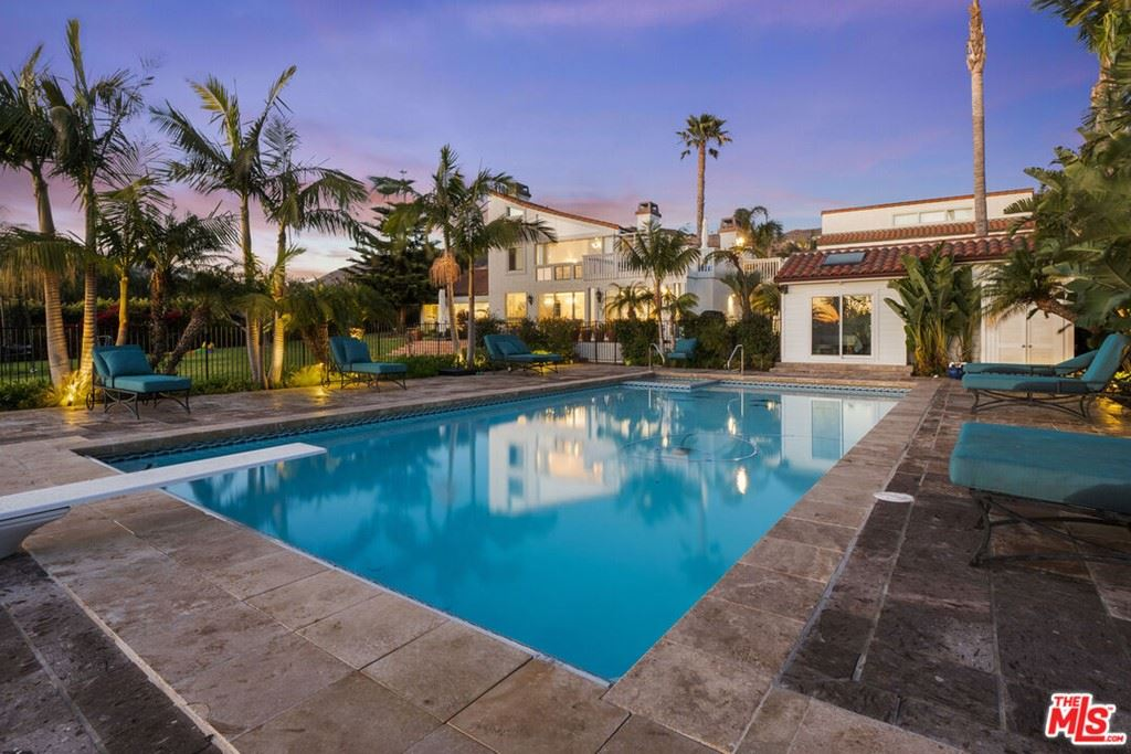 Photo of 30420 Morning View Drive, Malibu, CA 90265 (MLS # 21787938)