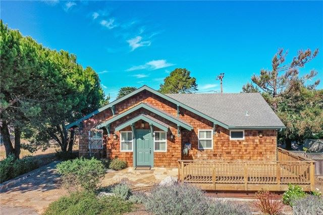 Photo of 481 Plymouth Street, Cambria, CA 93428 (MLS # SC20235938)
