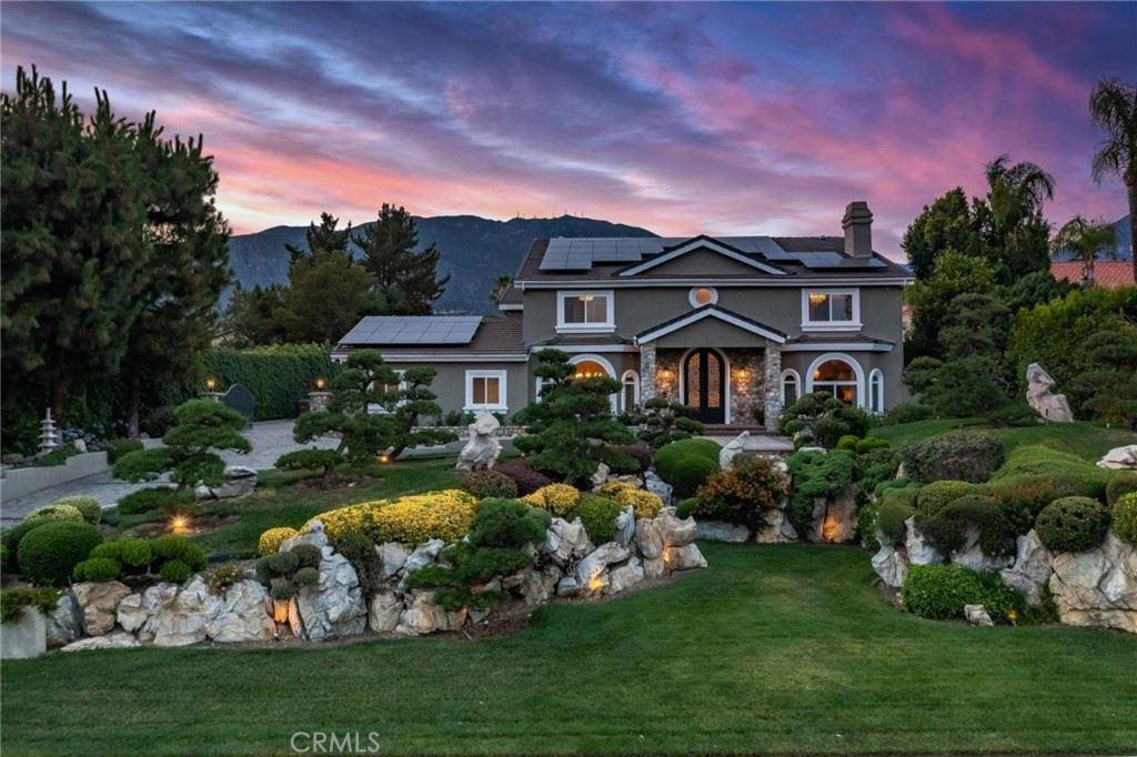 1047 Pomello Drive, Claremont, CA 91711 - MLS#: CV21156939