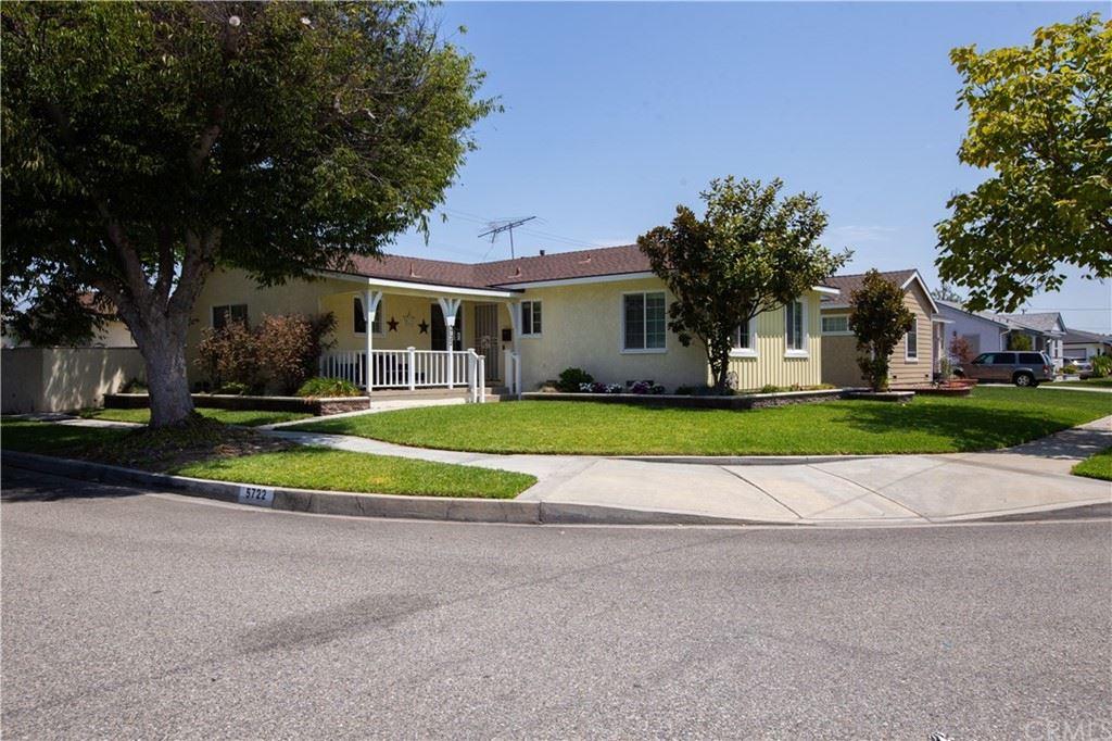 5722 SPAHN Avenue, Lakewood, CA 90713 - MLS#: PW21179939