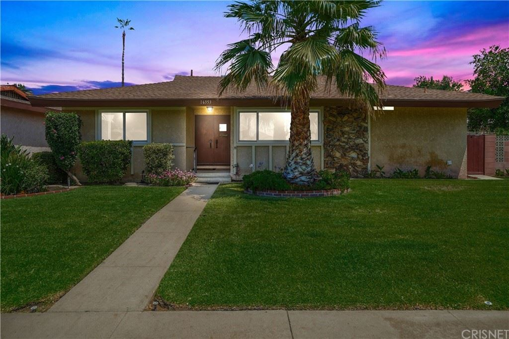 16353 Sunburst Street, North Hills, CA 91343 - MLS#: SR21166939