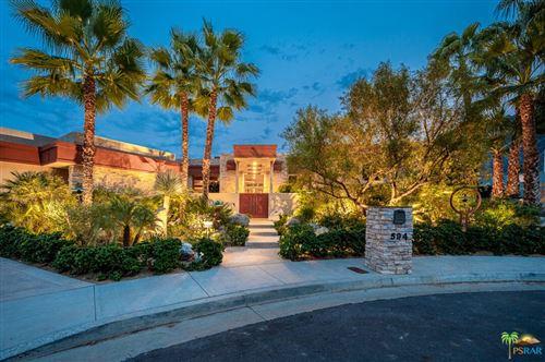Photo of 594 Camino Calidad, Palm Springs, CA 92264 (MLS # 21787940)