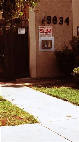 Photo of 9834 Sepulveda Boulevard #118, North Hills, CA 91343 (MLS # SR21185940)
