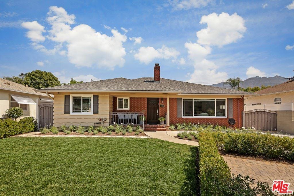 Photo of 1955 Brigden Road, Pasadena, CA 91104 (MLS # 21748940)