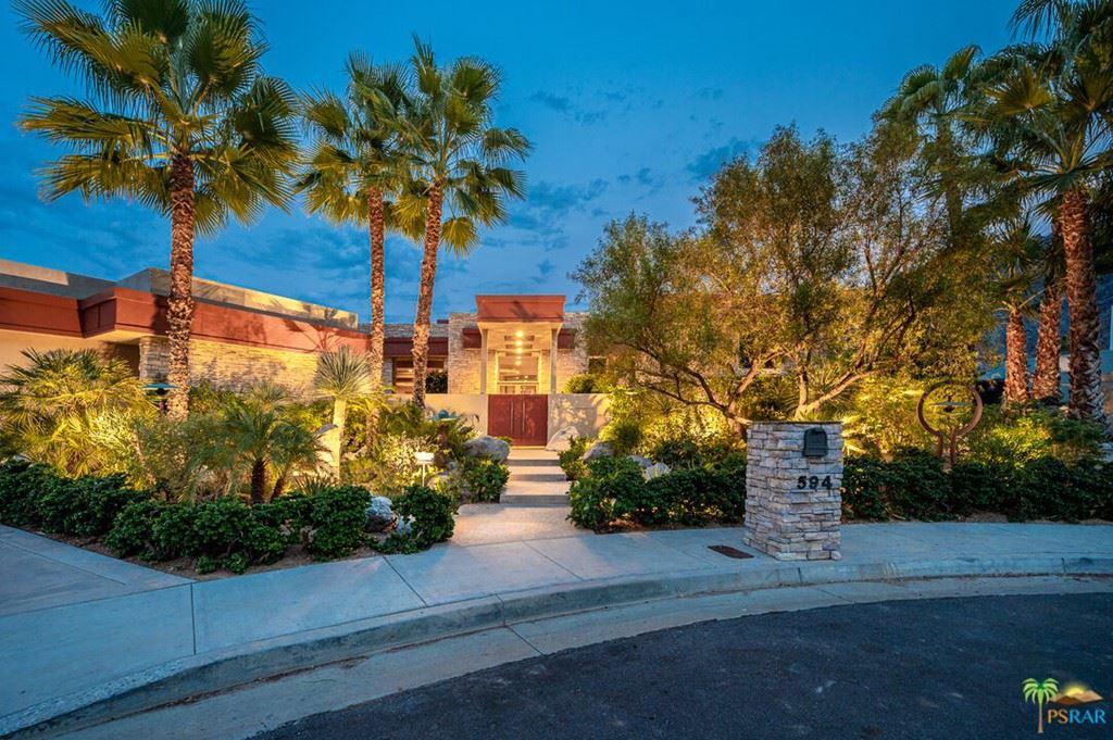 594 Camino Calidad, Palm Springs, CA 92264 - MLS#: 21787940
