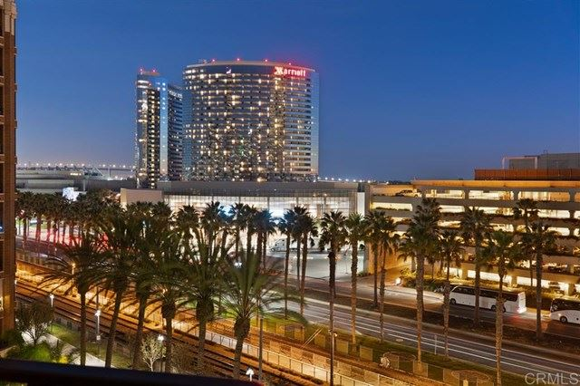 500 W Harbor #708, San Diego, CA 92101 - MLS#: 200044941