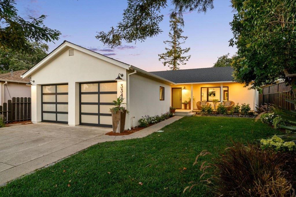 3347 Dover Road, Redwood City, CA 94061 - #: ML81854941