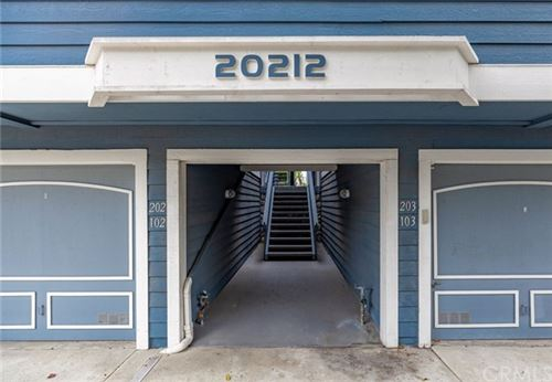 Photo of 20212 Sealargo Lane #102, Huntington Beach, CA 92646 (MLS # LG21132942)