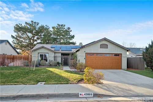 Photo of 43809 Tranquility Court, Lancaster, CA 93535 (MLS # SR20017942)