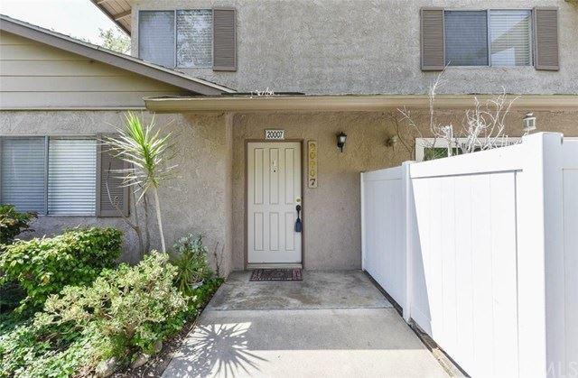 20007 Ridge Manor Way #26, Yorba Linda, CA 92886 - MLS#: PW21071942