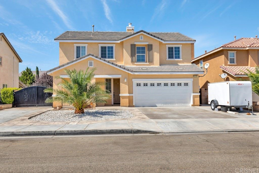 43911 Marbella Street, Lancaster, CA 93536 - MLS#: SR21210942