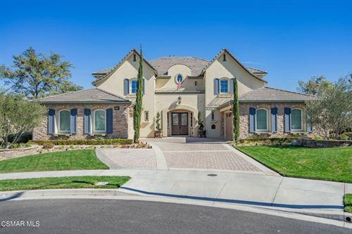 Photo of 13775 Bottens Court, Moorpark, CA 93021 (MLS # 221000943)