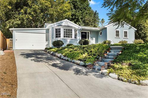 Photo of 2837 Reposa Lane, Altadena, CA 91001 (MLS # P1-6943)