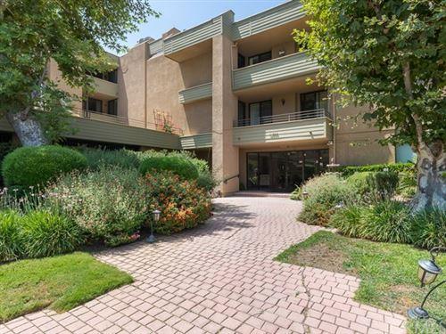 Photo of 16866 Kingsbury Street #203, Granada Hills, CA 91344 (MLS # SB20160943)