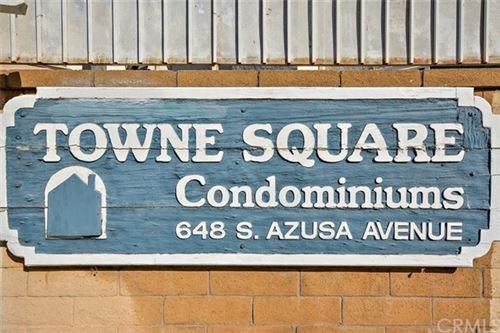 Photo of 648 S Azusa Avenue #17, Azusa, CA 91702 (MLS # TR21005943)