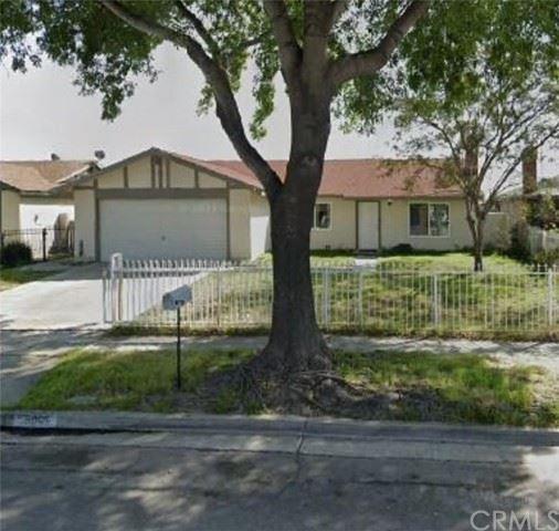 16065 San Jacinto Avenue, Fontana, CA 92336 - MLS#: RS21115943