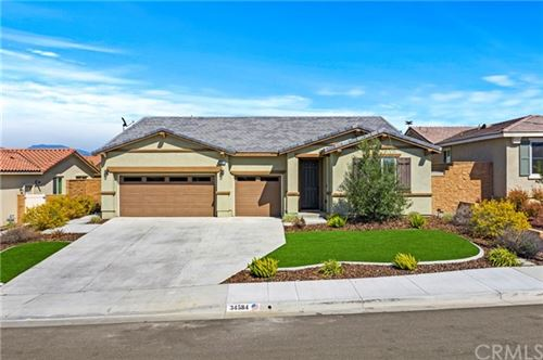 Photo of 34584 Persian Lilac Street, Winchester, CA 92596 (MLS # SW21077944)