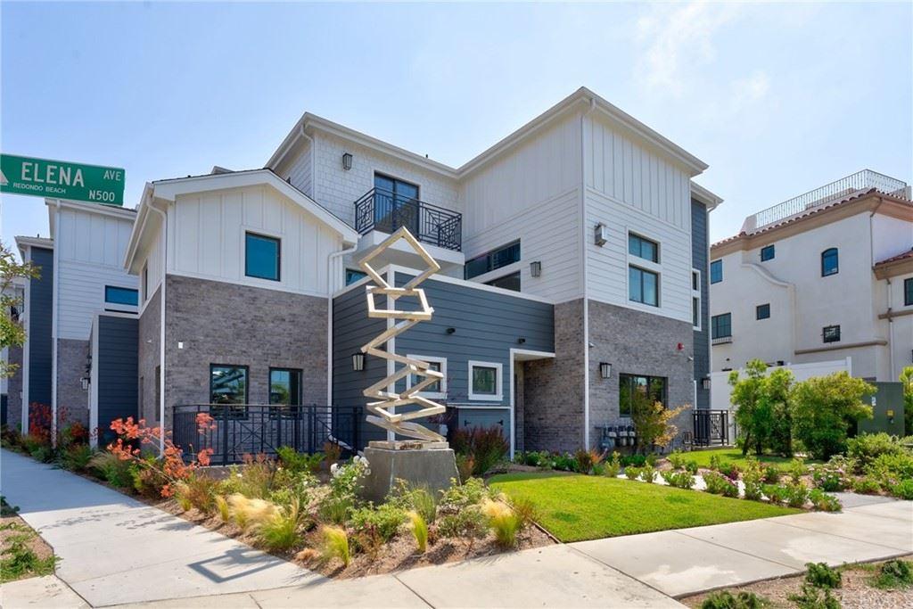 530 N Elena Avenue, Redondo Beach, CA 90277 - MLS#: SB21153944