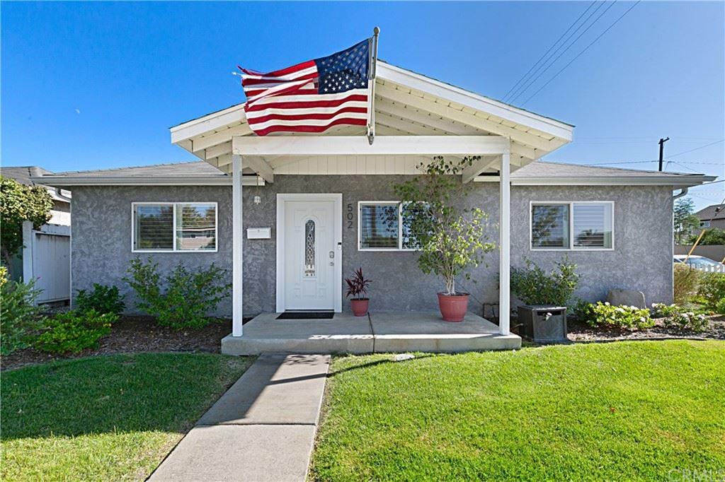 502 E 223rd Street, Carson, CA 90745 - MLS#: SB21200944