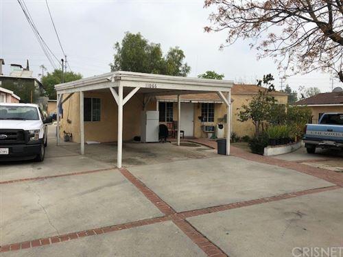 Photo of 11066 De Haven Avenue, Pacoima, CA 91331 (MLS # SR20214945)