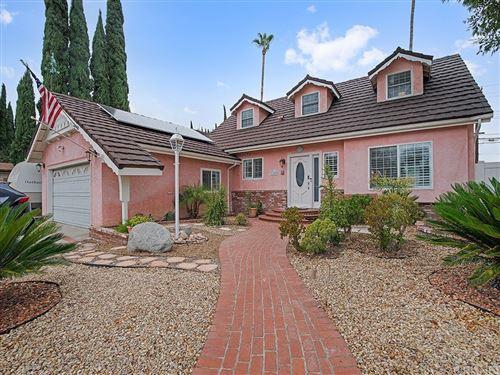 Photo of 11800 Paso Robles Avenue, Granada Hills, CA 91344 (MLS # SR21159945)