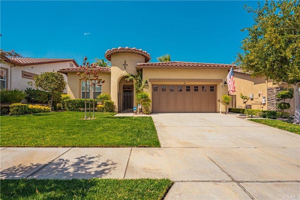 23931 Augusta Drive, Corona, CA 92883 - MLS#: IV21199945