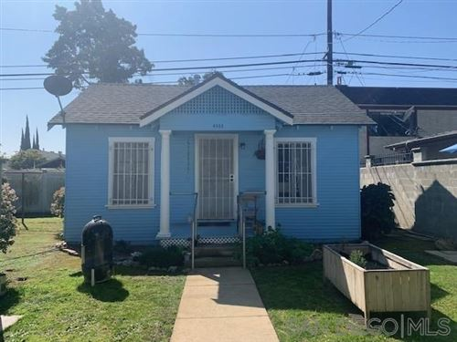 Photo of 4211 Lafayette Pl #Back House in Blue, Culver City, CA 90232 (MLS # 200007946)