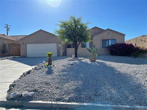Photo of 9840 Santa Cruz Road, Desert Hot Springs, CA 92240 (MLS # OC21205946)
