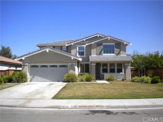 27916 Hastings Drive, Moreno Valley, CA 92555 - MLS#: SB21186946
