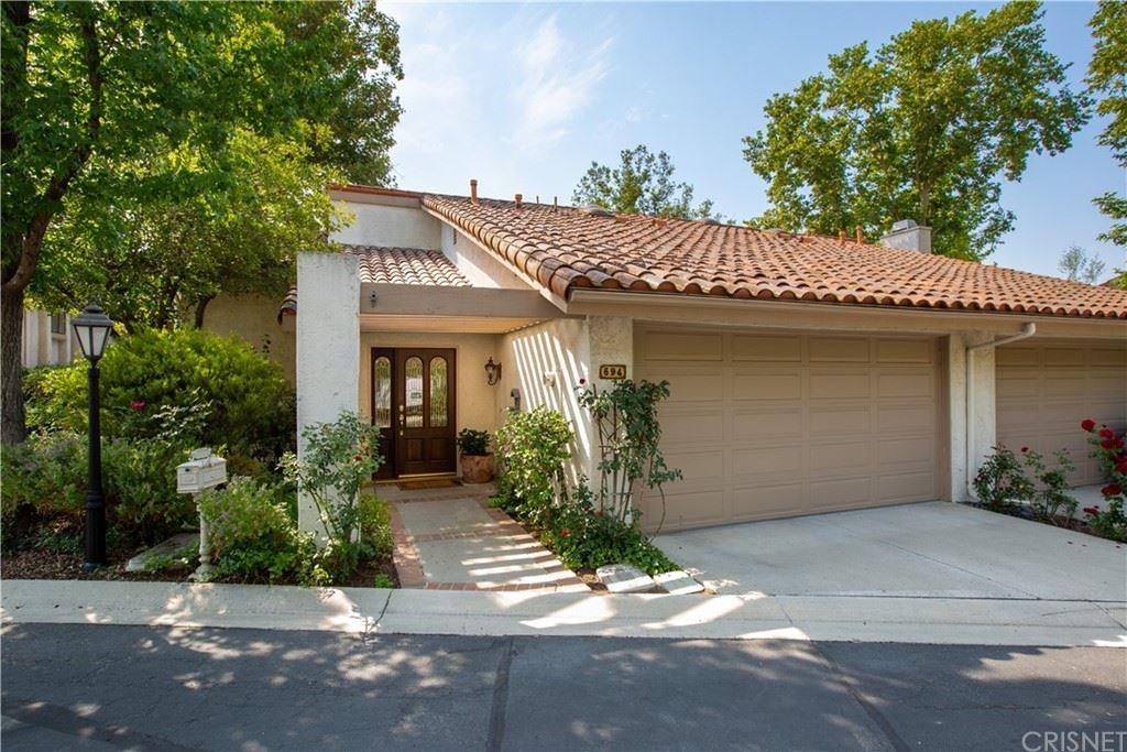 Photo of 694 N Valley Drive, Westlake Village, CA 91362 (MLS # SR21227946)