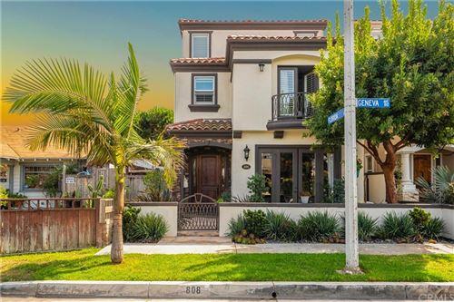 Photo of 808 Geneva Avenue, Huntington Beach, CA 92648 (MLS # OC21202947)