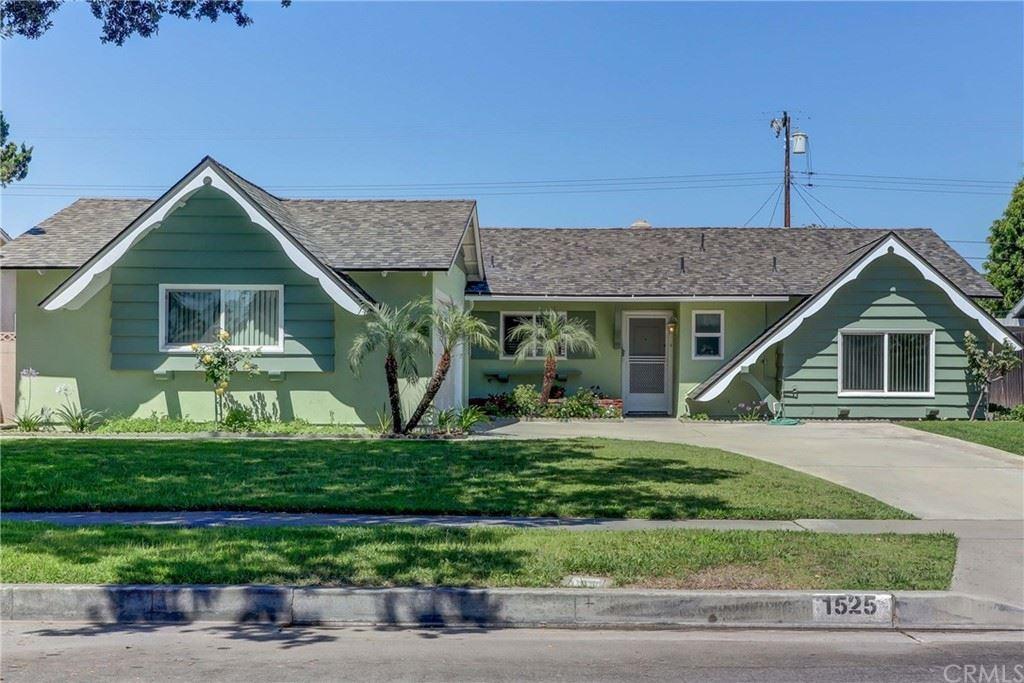 1525 S Lovering Avenue, Fullerton, CA 92833 - MLS#: PW21154947