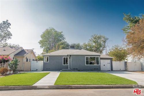 Photo of 7043 Jamieson Avenue, Reseda, CA 91335 (MLS # 20632948)