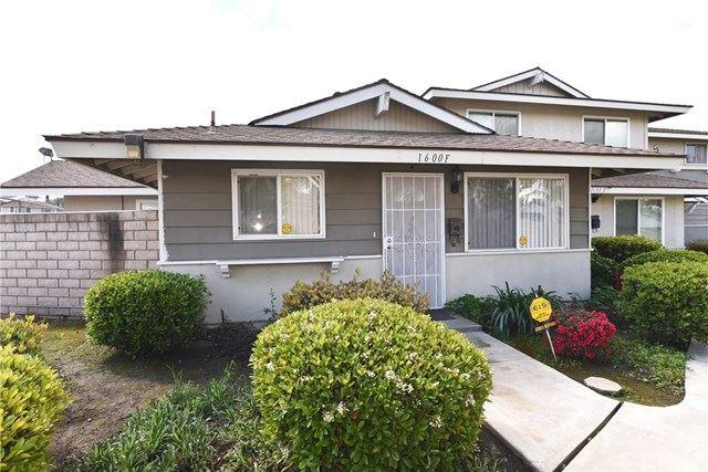 1600 Greencastle Avenue #F, Rowland Heights, CA 91748 - MLS#: TR20034948