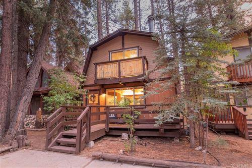 Photo of 42741 La Cerena Avenue, Big Bear, CA 92315 (MLS # EV21216949)