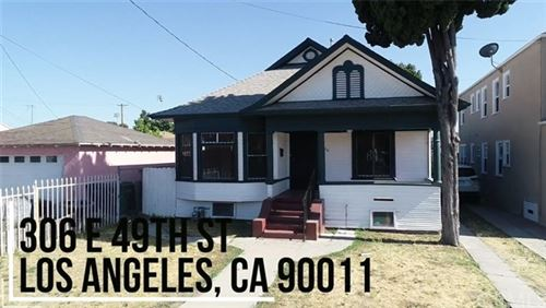 Photo of 306 E 49th Street, Los Angeles, CA 90011 (MLS # IV20148949)