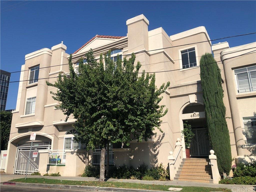 4630 Woodley Avenue #105, Encino, CA 91436 - MLS#: SR21197949