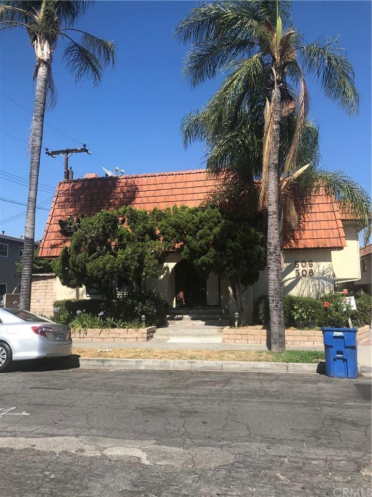 506 N NICHOLSON AVE UNIT D, Monterey Park, CA 91755 - MLS#: WS21149949