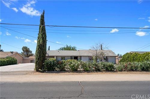 Photo of 18067 Yucca Street, Hesperia, CA 92345 (MLS # CV21127950)
