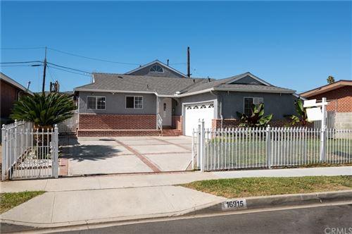 Photo of 16915 Ainsworth Avenue, Torrance, CA 90504 (MLS # SB21224950)
